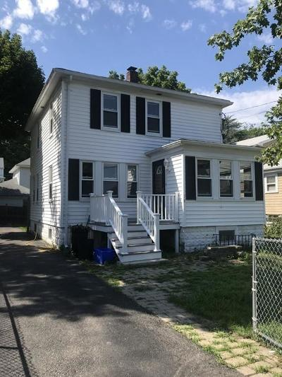 Quincy Single Family Home For Sale: 39 Willow Ave