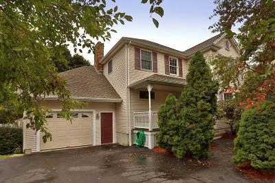 Peabody Single Family Home For Sale: 4 Dimitrios Cir