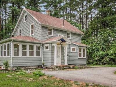 Reading MA Single Family Home Contingent: $499,900