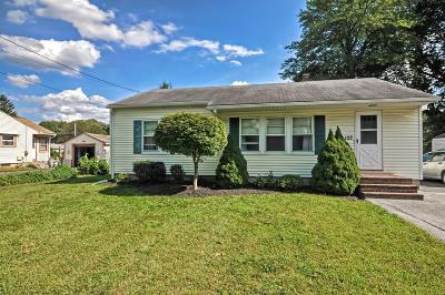 Southborough Single Family Home For Sale: 122 Woodland Road