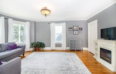Watertown Condo/Townhouse Contingent: 51 Franklin St #51
