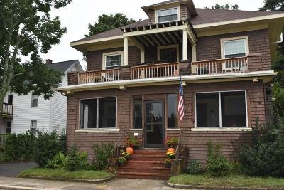 Attleboro Single Family Home For Sale: 64 Bank Street