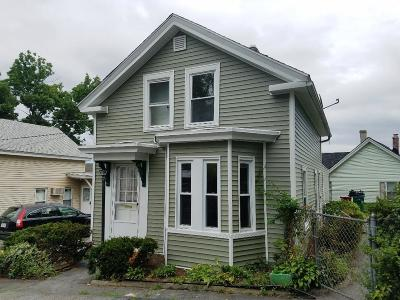 Lowell Single Family Home Back On Market: 8 Dudley Court