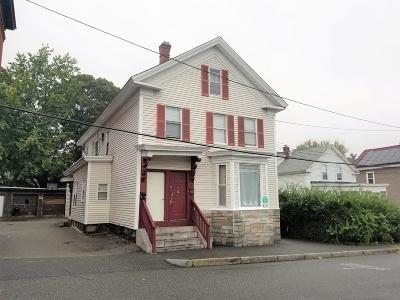 Methuen, Lowell, Haverhill Multi Family Home For Sale: 81 Loring St