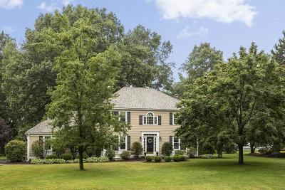 Hopkinton Single Family Home Under Agreement: 9 Colella Farm Road