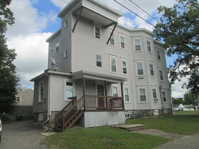 Brockton Multi Family Home Under Agreement: 119 Harvard Street
