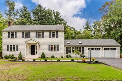 Lynnfield Single Family Home Sold: 5 Cider Mill Rd