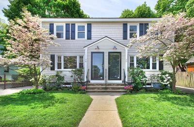 Melrose Single Family Home Under Agreement: 77-79 Grove Street #79