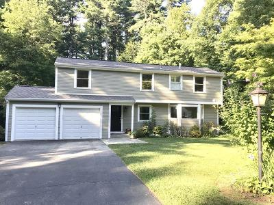 Wayland Single Family Home Contingent: 36 Rolling Ln