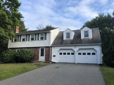 Braintree Single Family Home For Sale: 192 West Street