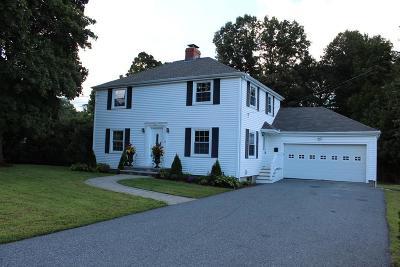 Framingham Single Family Home Under Agreement: 31 Winter Lane