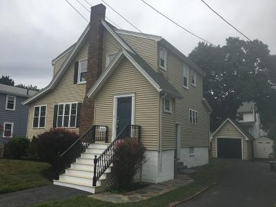 Medford Single Family Home Contingent: 57 Woods Road