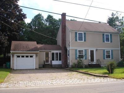 Attleboro Single Family Home For Sale: 16 Lamb St