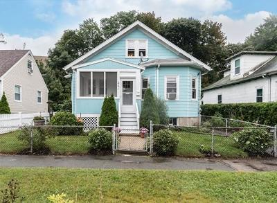 Medford Single Family Home For Sale: 201 Brookside Parkway