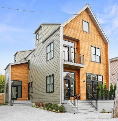 Somerville Single Family Home For Sale: 25 Woodbine Street #25