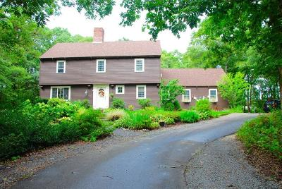 Sandwich Single Family Home For Sale: 15 Weeks Pond Dr