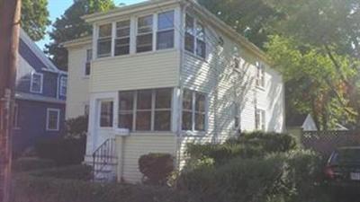 Newton Rental For Rent: 11 Glenmore Terrace #2