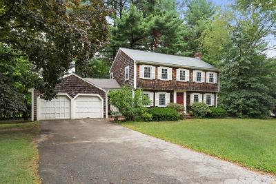 Hingham Single Family Home For Sale: 27 Brewster Rd