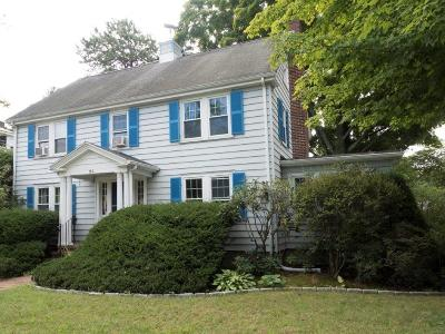 Natick Single Family Home Under Agreement: 94 West Central St.