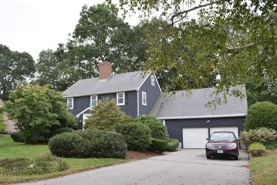 Weymouth Single Family Home Under Agreement: 160 Heritage Lane