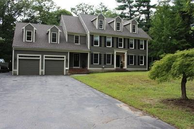 Easton Single Family Home For Sale: 22 Julie Rd