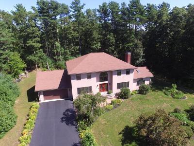 Rochester Single Family Home For Sale: 44 Bradford Lane