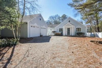 Mashpee Single Family Home Contingent