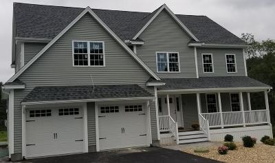chelmsford Single Family Home For Sale: 320 Boston Rd