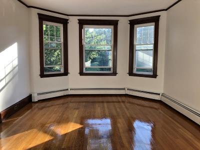Brookline Rental New: 119 Eliot Street #3