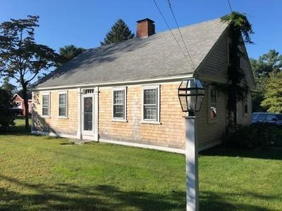 Middleboro Single Family Home Under Agreement: 119 North Street