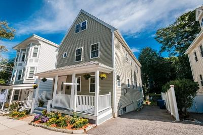 Boston MA Single Family Home New: $899,900