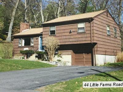 Framingham Single Family Home Under Agreement: 44 Little Farms Rd