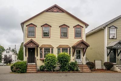 Brockton Condo/Townhouse For Sale: 1134 Montello St #14