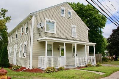 Attleboro Multi Family Home New: 81 Brown St