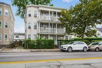 MA-Suffolk County Multi Family Home For Sale: 4012 Washington St