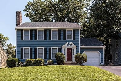 Billerica, Chelmsford, Lowell Condo/Townhouse Under Agreement: 21 Stonegate Rd #21