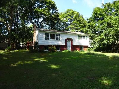 Wareham Single Family Home For Sale: 228 High St Off