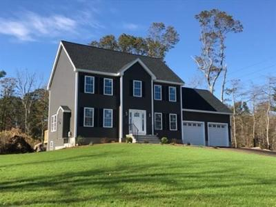 Rehoboth Single Family Home For Sale: 99b County St - To-Be-Built