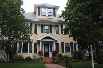 Newton Rental New: 693 Commonwealth Ave. #2