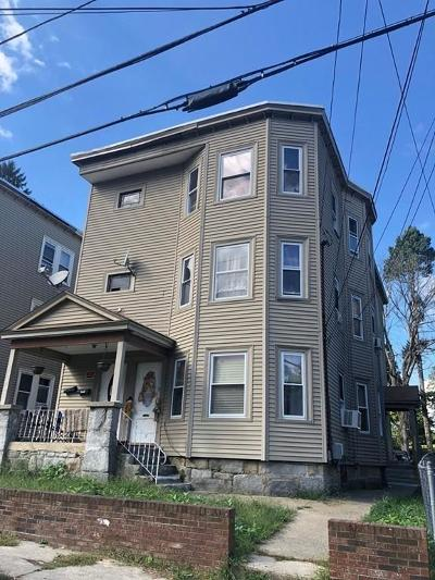 Methuen Multi Family Home For Sale: 21 Arnold St