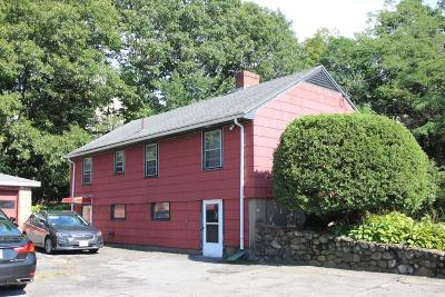 Saugus MA Multi Family Home Contingent: $450,000