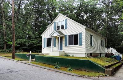 Burlington Single Family Home For Sale: 36 Glen Ave