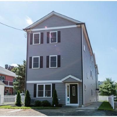 Waltham Condo/Townhouse Contingent: 55 Chestnut Street #3