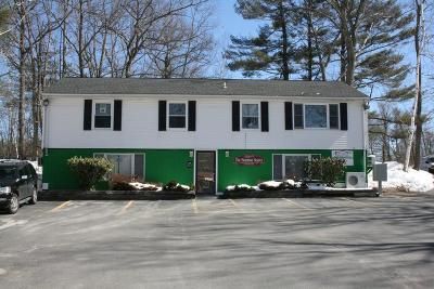MA-Worcester County Commercial For Sale: 245 W Boylston St