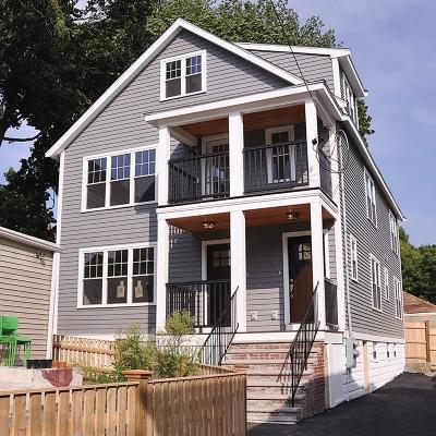 Somerville Multi Family Home New: 61-R Prescott St