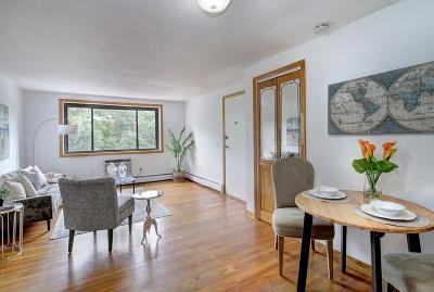 Brookline MA Condo/Townhouse New: $649,000