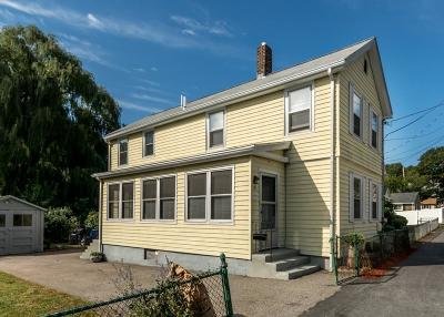 Waltham Single Family Home New: 30 Plympton Street