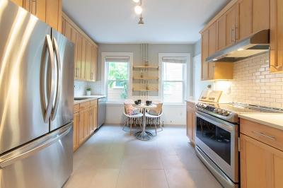 Boston Condo/Townhouse New: 83 Glen Rd #1