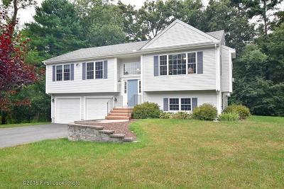 Attleboro Single Family Home New: 129 Slater St