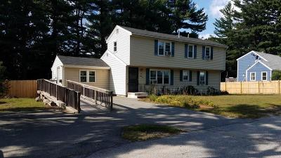 Tewksbury Single Family Home For Sale: 26 Hinckley Rd.